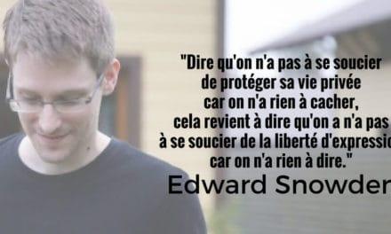Snowden : Dictature VS Liberté