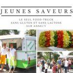 Un Food-Truck aux saveurs healthy