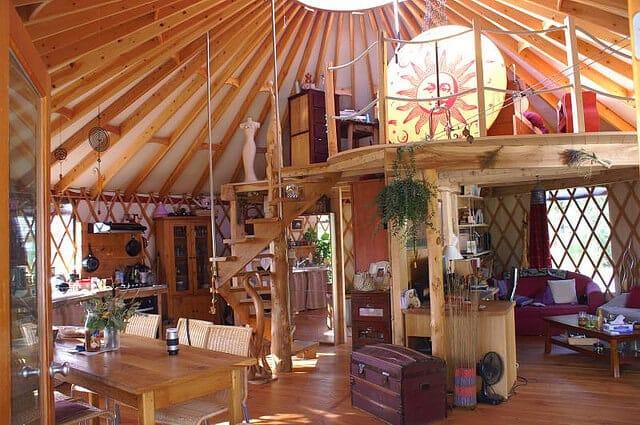 plan construction cabane bois