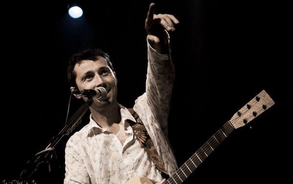 Barrueco chante un monde meilleur