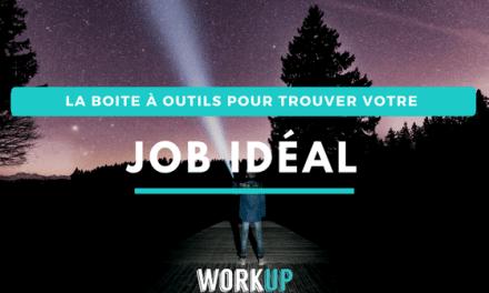 Workup, la boîte à outils pour vous aider dans votre transition pro