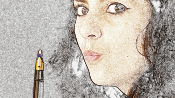 Sarah Roubato, portrait d'une pisteuse de parole