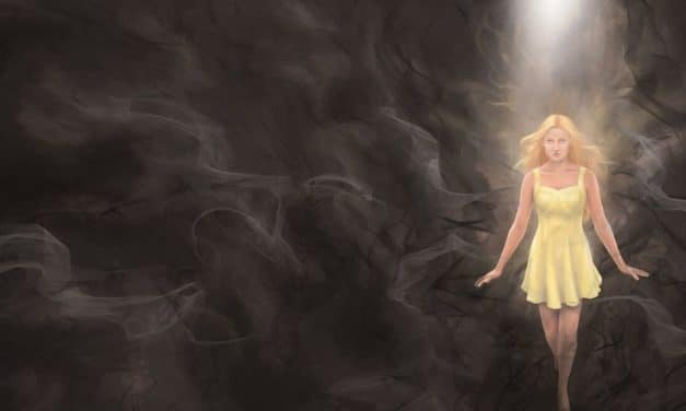 L'Ange de l'Espérance ouvre les portes du futur